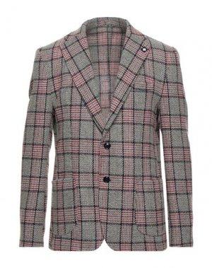 Пиджак EXIBIT. Цвет: хаки