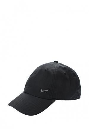 Бейсболка Nike UNISEX SPORTSWEAR HERITAGE86 CAP. Цвет: черный