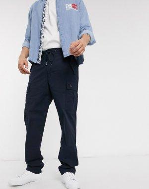 Спортивные брюки-карго -Черный Tommy Hilfiger