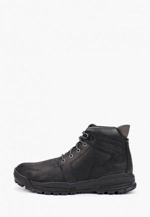 Ботинки трекинговые Caterpillar COHESION ICE+ WP TX. Цвет: черный