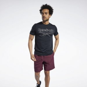 Спортивная футболка Workout Ready ACTIVCHILL Reebok