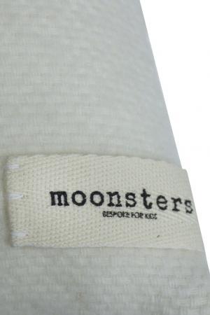 Подушка кашемировая Moonsters. Цвет: белый