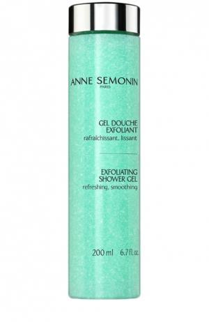 Глубоко очищающий гель для душа с эффектом детокс Anne Semonin. Цвет: бесцветный