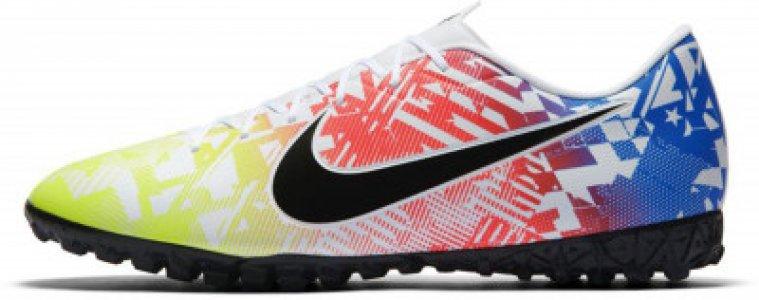 Бутсы мужские Vapor 13 Academy, размер 39 Nike. Цвет: белый