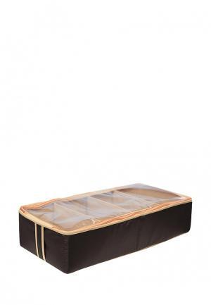 Органайзер для хранения Homsu Costa-Rica. Цвет: коричневый