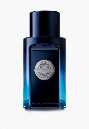 Туалетная вода Antonio Banderas The Icon, 50 мл. Цвет: прозрачный