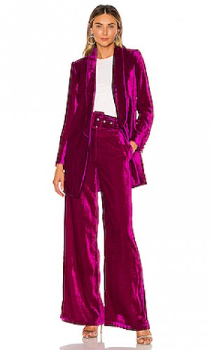 Куртка chloe House of Harlow 1960. Цвет: розовый