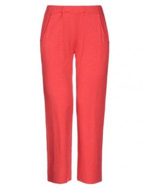 Повседневные брюки EAN 13. Цвет: красный