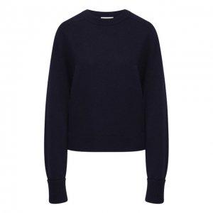 Кашемировый пуловер Chloé. Цвет: синий
