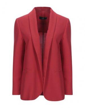 Пиджак COMPAGNIA ITALIANA. Цвет: красный