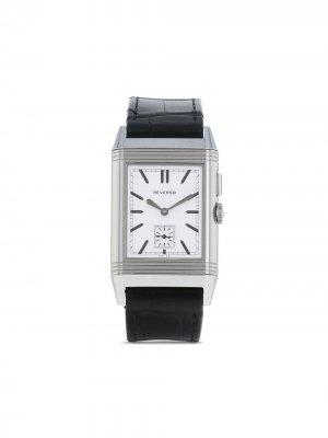 Наручные часы Reverso pre-owned 27 мм 2016-го года Jaeger-LeCoultre. Цвет: черный
