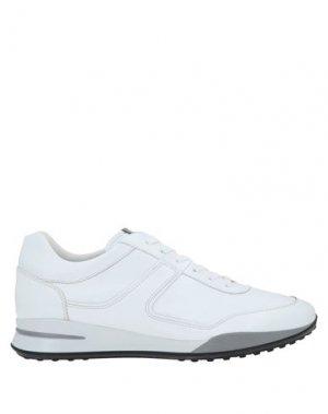 Кеды и кроссовки T PROJECT by TOD'S. Цвет: белый
