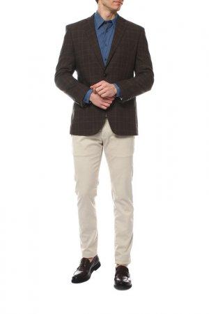 Пиджак Christian Berg. Цвет: темно-серый, черный, синий