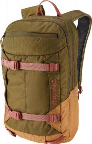 Рюкзак женский MISSION PRO, 18 л Dakine. Цвет: зеленый
