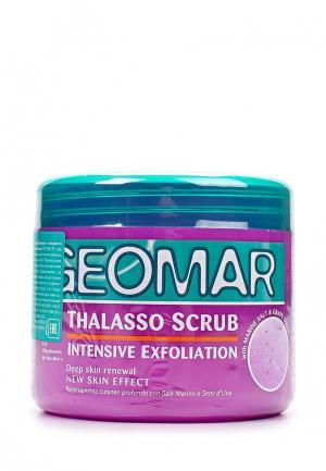 Скраб Geomar Талассо-скраб с семенами винограда 600 г