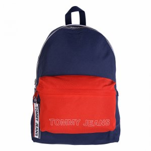 Logo Tape Dome Backpack Tommy Jeans. Цвет: темно-синий