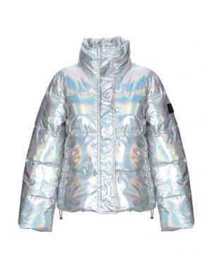 Куртка KILT HERITAGE. Цвет: серебристый