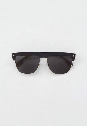 Очки солнцезащитные Burberry BE4325 375787. Цвет: черный
