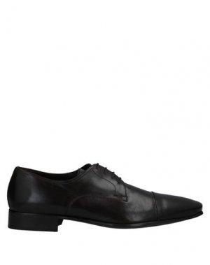 Обувь на шнурках BRUNO MAGLI. Цвет: коричневый