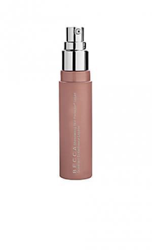Флюид-хайлайтер shimmering skin BECCA. Цвет: металлический медный