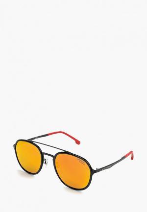 Очки солнцезащитные Carrera 8033/GS 003. Цвет: черный