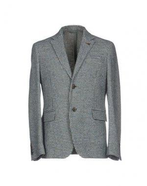 Пиджак SIVIGLIA. Цвет: зеленый