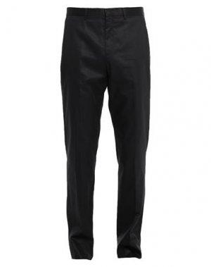 Повседневные брюки GIVENCHY. Цвет: черный