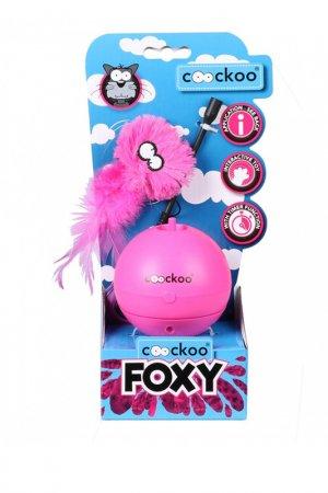 Игрушка для кошек EBI. Цвет: розовый