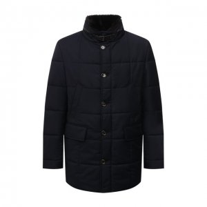 Утепленная куртка Gimos Gimo's. Цвет: синий
