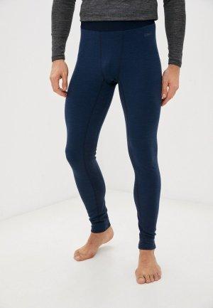 Термобелье низ Craft Merino 240  Pants. Цвет: синий