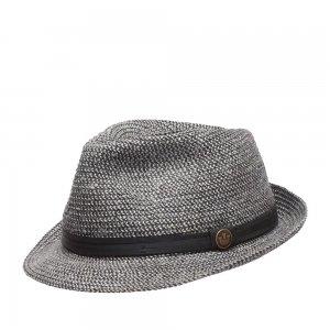 Шляпа трилби GOORIN BROTHERS. Цвет: черный