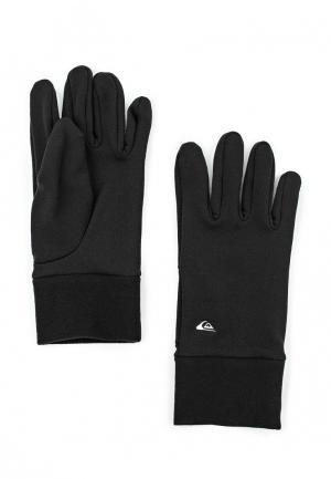 Перчатки Quiksilver Ottawa. Цвет: черный