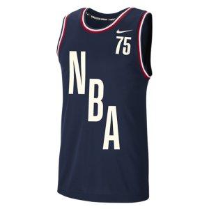 Мужская майка 31 Courtside НБА DNA - Синий Nike