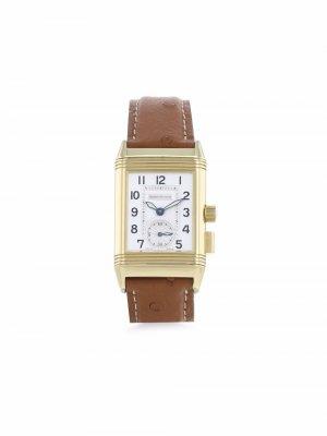 Наручные часы Reverso Memory 2000-го года Jaeger-LeCoultre. Цвет: серебристый