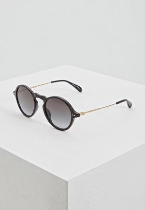 Очки солнцезащитные Givenchy GI007DUEQPE0. Цвет: черный