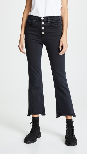 High Rise Cropped Gainsbourg Jeans McGuire Denim