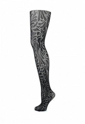 Колготки Wolford Iris Tights. Цвет: черный