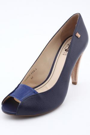 Туфли Loucos & Santos. Цвет: синий