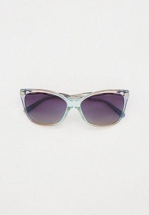 Очки солнцезащитные Coach HC8316 56424L. Цвет: разноцветный