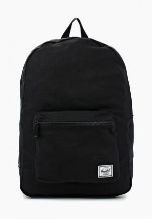 Рюкзак Herschel Supply Co Daypack. Цвет: черный