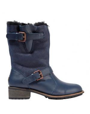 Полусапоги и высокие ботинки AUSTRALIA LUXE COLLECTIVE. Цвет: темно-фиолетовый