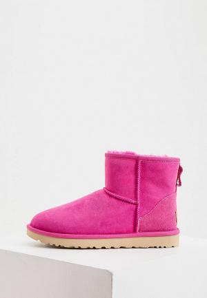 Угги UGG. Цвет: розовый