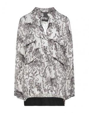 Блузка 8PM. Цвет: черный