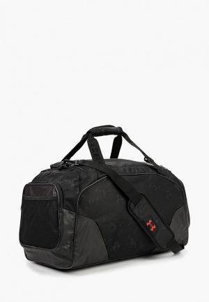Сумка спортивная Under Armour UA Undeniable Duffle 3.0 MD. Цвет: черный