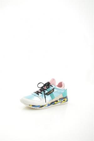 Кроссовки Dolce & Gabbana. Цвет: разноцветный