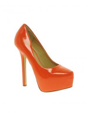 Туфли на каблуке Perfect Ten Chinese Laundry. Цвет: оранжевый