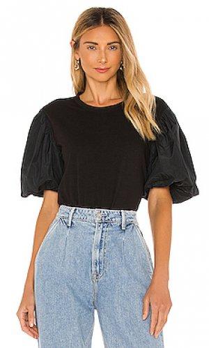 Блузка cassandra A.L.C.. Цвет: черный
