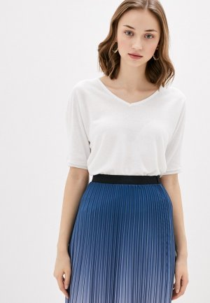 Пуловер Naf. Цвет: белый