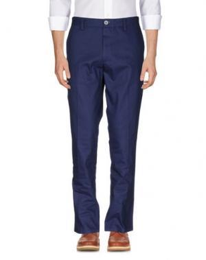Повседневные брюки IRIEDAILY. Цвет: темно-синий