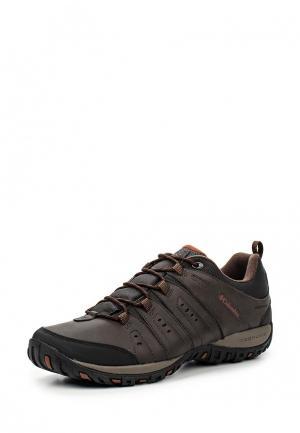 Ботинки трекинговые Columbia PEAKFREAK™ NOMAD WATERPROOF. Цвет: коричневый